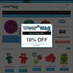 $10 off Your Order @ Woof N' Wag ($50 Minimum Spend)