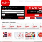 Air Asia - Asia Flight Sale - Return Flights from $338 Return on Sale 1 Week Only