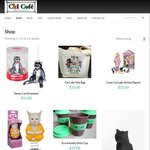 Cat Cafe Melbourne 10% off Your Order with Code FEB10