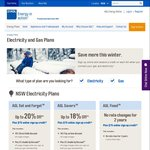 AGL Online Offer for NSW – Get up to $150 Credit,10,000 Flybuy points Plus 20% off Electricity Bill and 14% off Gas Bill