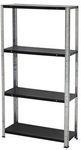 Geelong 4 Tier Galvanised Shelf 60kg $10 (Save $9) @ Masters