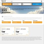 Tiger Air PER-MEL $49, Sat Special