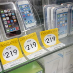 iPod Touch Gen 6 16GB $219 @ Kmart (Toowong, QLD)