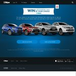 Win a New Mitsubishi SUV (Valued up to $52,750) from 9now (Daily Entry)