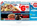 Domino's $5.50 Each Pizzas until 6pm - Plus Other Great Offers