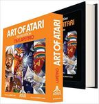 Art of Atari Limited Deluxe Edition Hardback with Atari Vault Steam Key - $17.33 Delivered (88% off) @ Book Depository