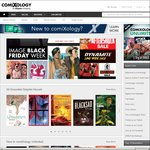 Cyber Monday Deals on Comixology - 60% off Dynamite, 50% of Dark Horse  + More (Digital Comics)