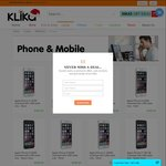iPhones from $159 (Factory Refurbished) + $9.95 Delivery @ Klika EG iPhone 4s 16GB - $159 + $9.95 Delivery