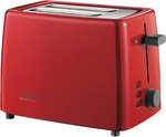 Kambrook Red Wide Slot 2 Slice Toaster $10 @ The Good Guys on eBay