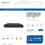 Strong SRT 6500 - Multi Region Blu-Ray Player Twin Tuner DVR with 500GB HDD $199.00 w/Free Shipping