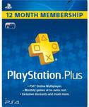 PlayStation Plus 12 Month Subscription: 30% off - $48.95 (Save $21) @ JB Hi-Fi