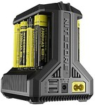 Nitecore Intellicharger I8 8 Slot Battery Charger for Li-Ion/IMR/Ni-MH/Ni-Cd US $33.99 (~AU $42.34) Delivered @ Lightinthebox