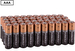 Catch.com.au - Duracell AAA and AA Batteries 40-Pack - $19.99 Each (Free Shipping Only above $70)