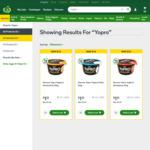 Danone YoPRO Yogurt $1.12 @ Woolworths (15g Protein)