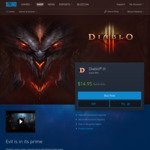 50% OFF Diablo III at Blizzard.com - $14.95