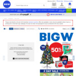 Big W WKND Sale: 50% off Selected Tontine, Mirabella Globes, Selected Mortein, Huggies Ultimate Bulk Nappy Pants $10 + More