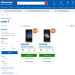 ZTE Axon 7 Gold/Grey $355 Delivered @ Officeworks (Australian Stock)
