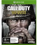 Call of Duty: WWII XBOX ONE $49 @ JB Hi-Fi