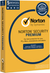 Norton Security Premium 2016 25GB 5 Device 1 Year $21.60 (after $40 Cashback and Free Store Pick-up) @ The Good Guys