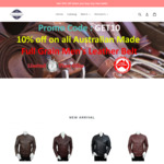 Genuine Full Grain Leather Belts Australian Made $19.55 - $25.95 + GET 10% off When You Buy 2 or More from Paramount Australia