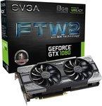 EVGA GeForce GTX 1080 FTW2 GAMING, 8GB GDDR5X, iCX US $588 (~AU $809) Delivered @ Amazon