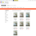Heritage Flannelette Sheet Sets $32 (S), $33 (DB/KSSB), $36 (QB), $40 (KB) @ MYER eBay