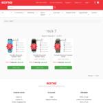 Soniq Rock 7 Portable Bluetooth Speaker $29.95 (Was $129) Plus Shipping @ Soniq