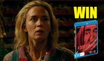 Win 1 of 5 A Quiet Place Blu-Rays from Spotlight Report