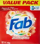 20kg (5x 4kg) Fab Laundry Powder $40 Delivered @ Amazon AU