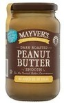 Mayvers Peanut Butter (Smooth, Crunchy or Dark Roast) $4 at Coles