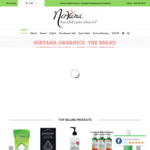 $10 off $60 Spend @ Nirvana Health Products