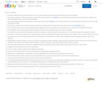 $5 off on a $20 Spend (Unique Coupon) via eBay App @ eBay