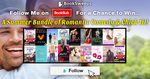 Win a Kindle Fire/Nook Tablet & Bundle of Rom Com/Chick Lit Books from Booksweeps