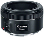 Canon EF 50mm F1.8 $142 (~ $199 Normally) @ Digital Camera Warehouse