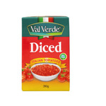 Val Verde Italian Tomatoes Diced or with Oregano & Basil $0.60 (Were $1.50) @ Woolworths