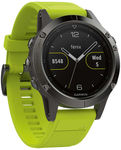 Garmin Fenix 5 AMP Yellow GPS Watch $399 Shipped @ Rebel Sport