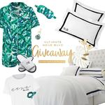 Win a Bedding/Sleepwear Prize Pack Worth Over $4,000 from Neue Blvd