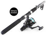 Shimano Fishing Rod and Reel $39.99 @ ALDI