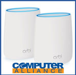 NetGear ORBI RBK20 Whole Home Wireless-AC2200 $233.10 Delivered (eBay Plus) @ Computer Alliance eBay