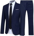 European Slim Business Casual Suits Two-Piece US $18.69 (AU $26.50) Delivered @ Joybuy
