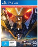 [PS4] Anthem Legion of Dawn Edition with 2 Months Free PlayStation Plus and Edge of Resolve DLC $99.95 @ EB Games