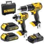 DeWalt DCK285C2-XE 18V 1.5Ah XR Li-Ion Cordless 2pce Combo Kit $249 Delivered @ Sydney Tools