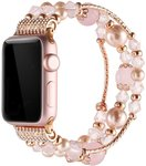 25%-30% off Jewelry Band for 38MM Apple Watch $14.20 + Delivery (Free with Prime/ $49 Spend) @ Simpeak Amazon
