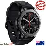 Samsung Gear S3 Frontier Smart Watch $252.71 + Delivery (Free with eBay Plus) @ Mobileciti eBay