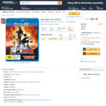 Spy Kids 4 3D / Happy Feet 2 3D on Blu-Ray for $4.95 + Shipping @ Amazon/JB Hi-Fi (Free  Shipping with Prime)