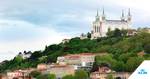 Win Return Economy Flights to Lyon for 2 from KLM