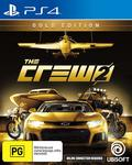 [PS4] The Crew 2 - Gold Edition $23 + Delivery (Free w/ Prime/ $49 Spend) @ Amazon AU