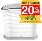 Homedics AP15AU Air Purifier/Cleaner True HEPA Filter $103.20 Delivered @ KG Electronic eBay