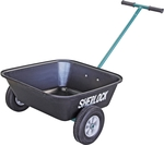 Sherlock 60L Poly Tray Cart $58.90 (Was $98), Energizer Max Plus 9V Battery $2.15 (Was $7.73) @ Bunnings