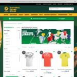 50% off 2018 International Football Jerseys, Adult $60, Kids $50 + $5 Shipping (Free over $120) @ Football Australia